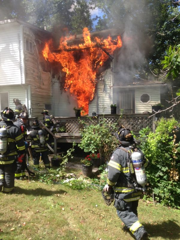 Norwalk Fire Fighters Assoc  Local 830 - NFD Press Releases